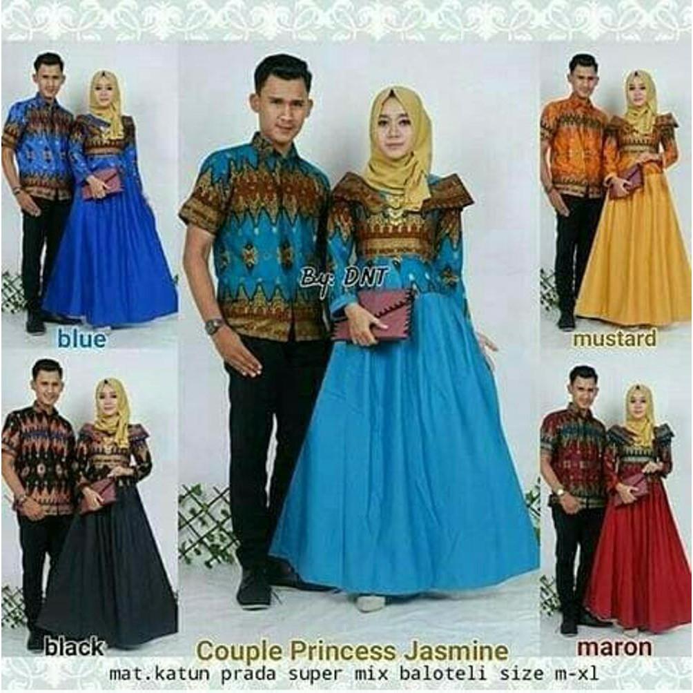 Couple batik keluarga sarimbit family baju seragam pesta SRFB ... 7f9b8d8cd9