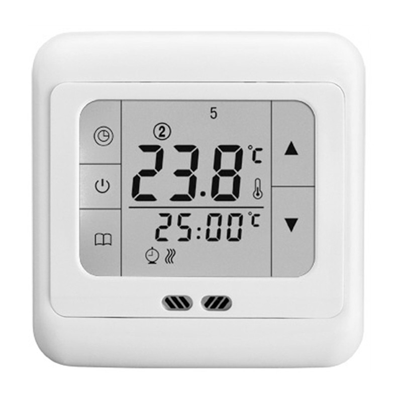 AC 220V Digital Thermostat Thermometer Temperature Control Controller t1522 | Shopee Indonesia