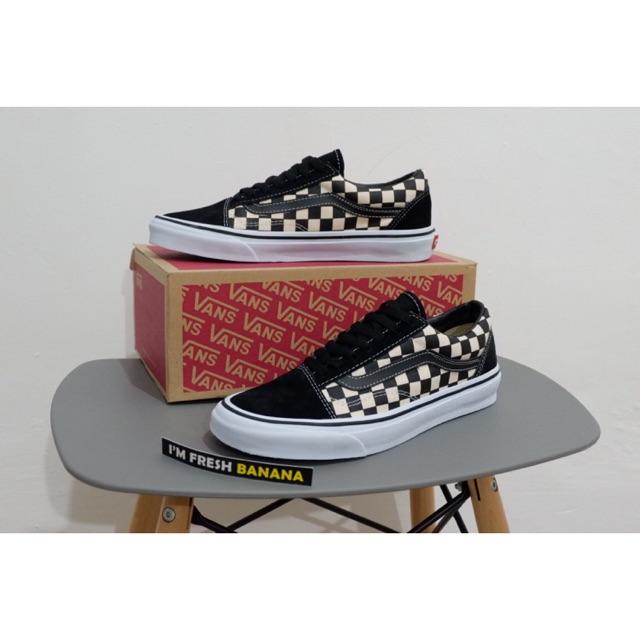 Vans Slip on Og Vault Checkerboard - Vans slip on chekerboad Vans Oldskool Vans  Sk8 Vans Original  f99bd569cf