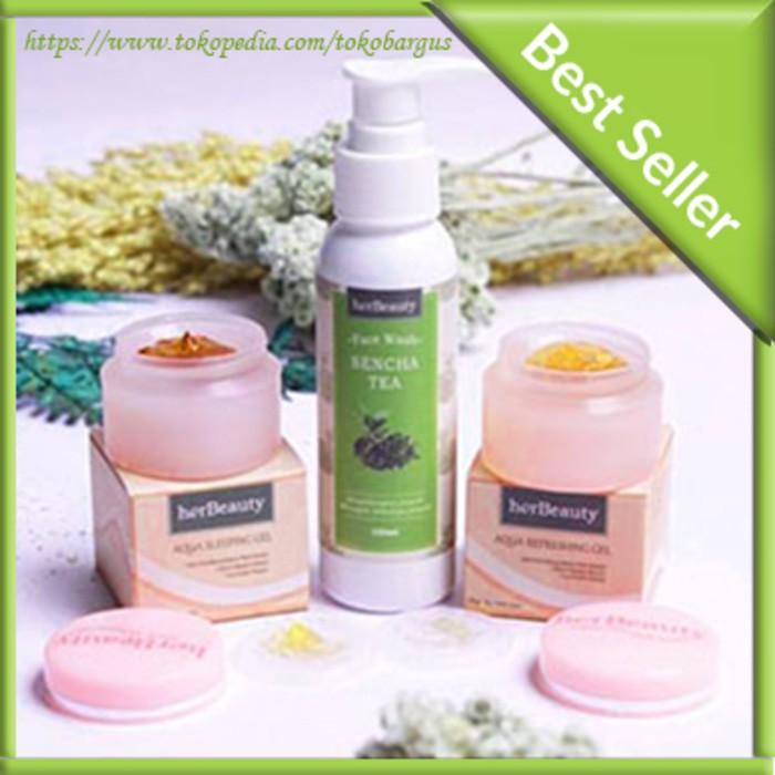 PROMO TERUS Herbeauty Cream Pemutih Wajah Organik & Alami | Shopee Indonesia