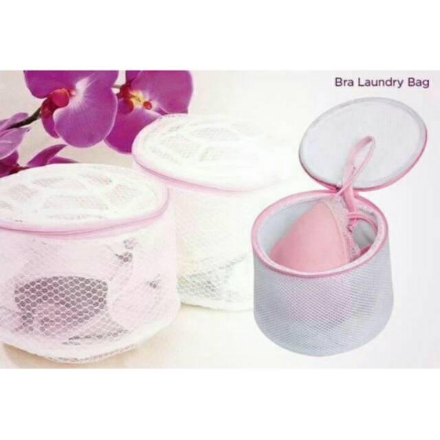 Bra Laundry Bag / Tempat Mencuci Bra / Kantong Cuci Bra Mesin Cuci | Shopee Indonesia