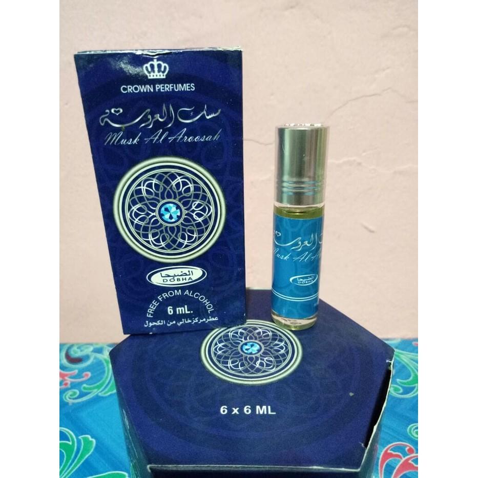 Parfum Soft Dobha 6ml Non Alkohol Minyak Wangi Shopee Indonesia Lovely 6 Ml