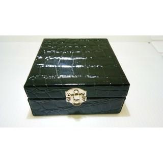 kotak kalung ukuran besar jewelery box perhiasan emas