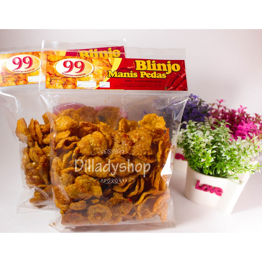 Promo Lebaran Emping Belinjo Biji Super Gepeng Manis Pr 250gr Melinjo Njo Kecil Pedas Daun Jeruk Premium 500 Gram Mlinjo Blinjo Murah Shopee Indonesia