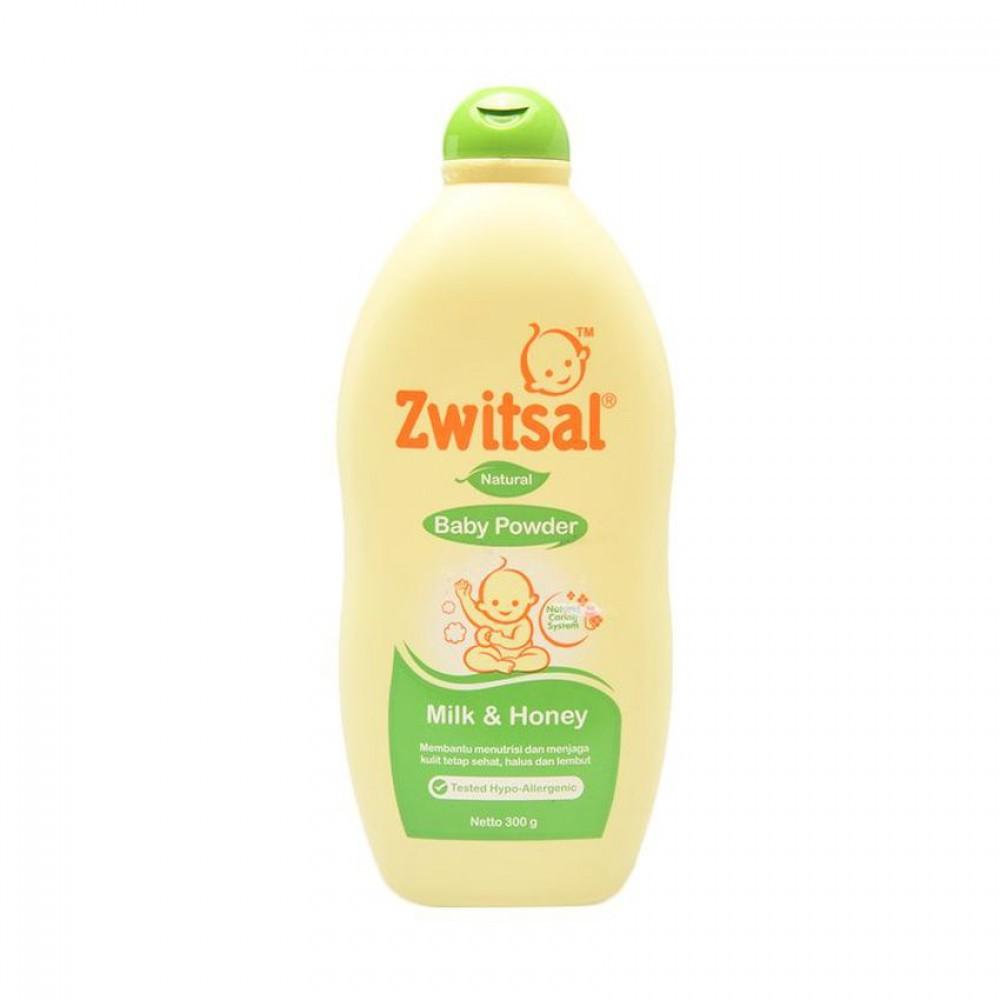Promo Murah Zwitsal Baby Powder Natural Milk Honey 300 Gr Stok Twin Pack Bath Ampamp Pouch 450 Ml Terbatas Shopee Indonesia