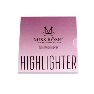 Miss Rose 4 Color High-lighter thumbnail