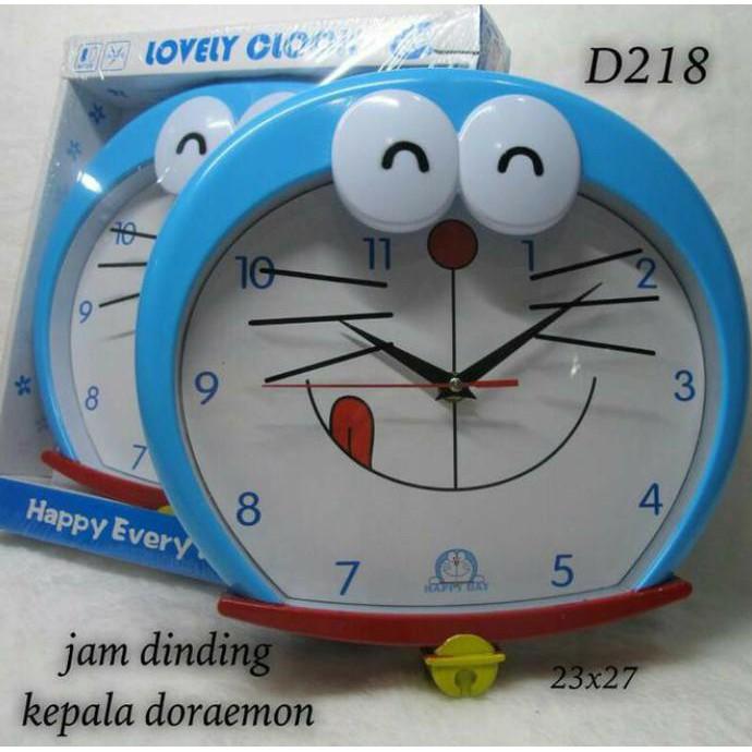 Terbaru Jam Dinding Doraemon  1ba2f6da66