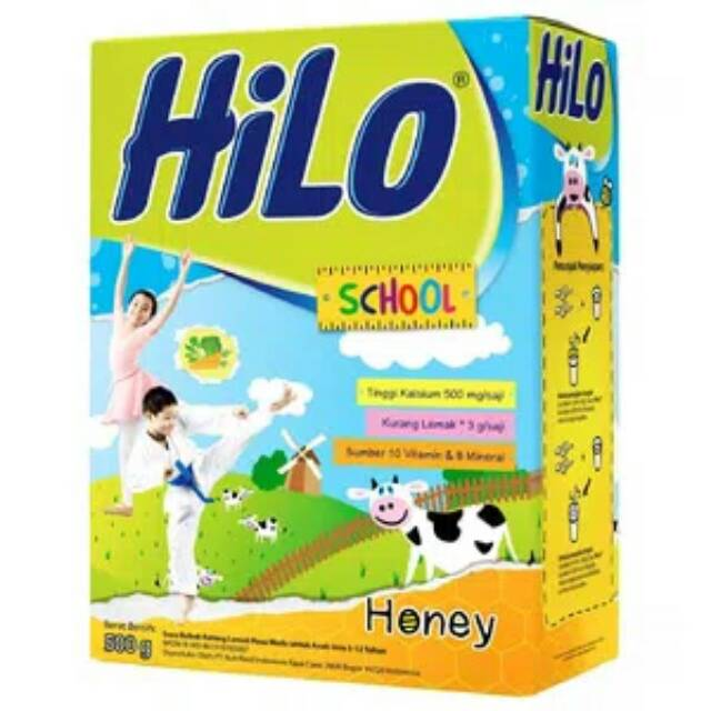 Hilo School 500 Gram Shopee Indonesia