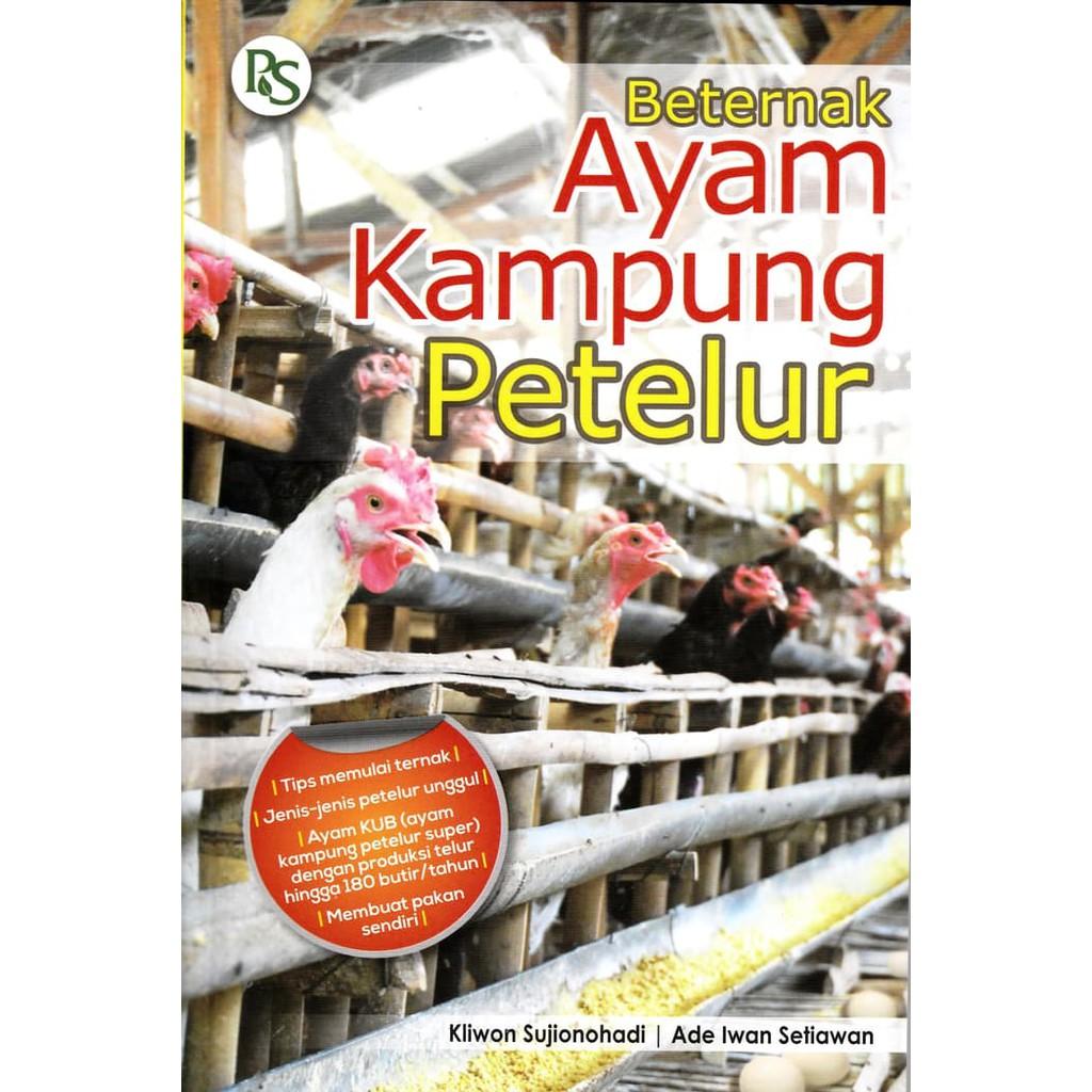 Buku Beternak Ayam Kampung Petelur Shopee Indonesia
