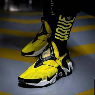 Sepatu Pria Nike Adapt Huarache Yellow Shopee Indonesia
