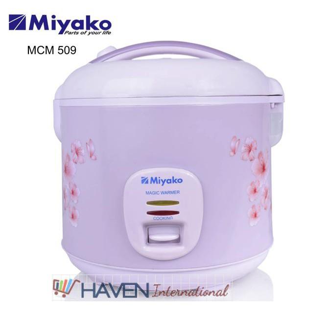 Miyako MCM 509 Rice Cooker