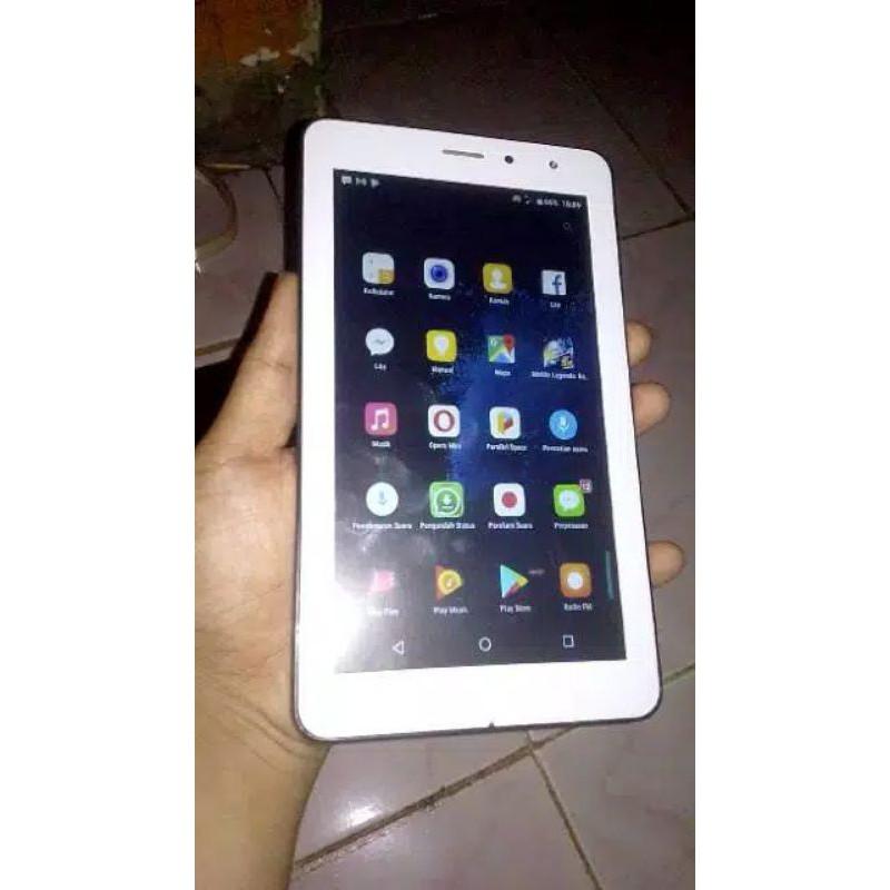 Tablet Advan normal second/bekas hp termurah jamin