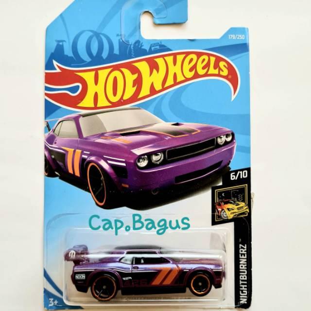 Dogde Challenge Drift Car Purple Ungu Diecast Hotwheel Hot Wheels Hw Mobil Balap Shopee Indonesia