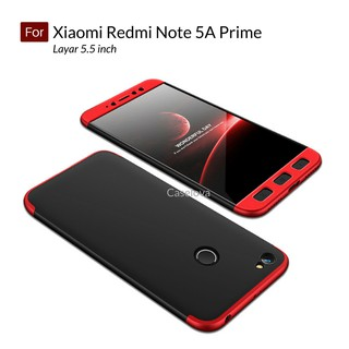 Case GKK 360 Front Back Hardcase Xiaomi Redmi Note 5A Prime / Redmi Y1