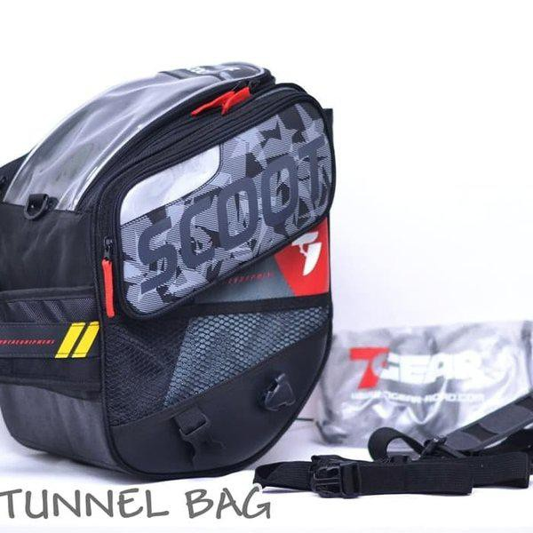 Dijual Tas Motor 7Gear Scoot Tunnel Bag Tas Motor Matic
