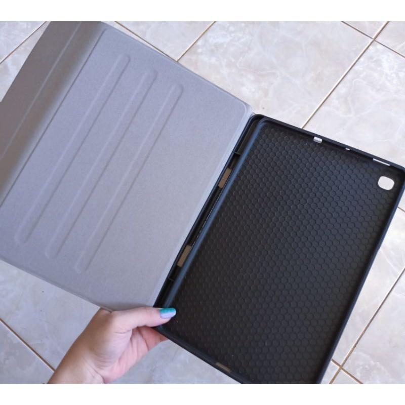 Tablet Case for Samsung Tab S6Lite + Keyboard