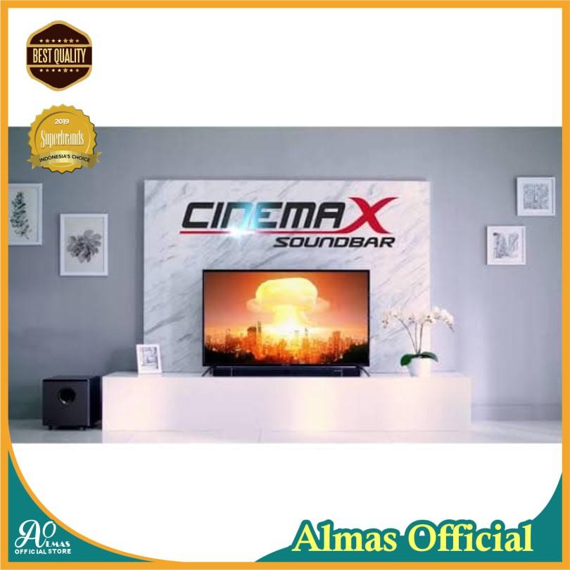 TV LED POLYTRON 50 Inch Cinemax Soundbar Digital Full HD TV PLD50BS873