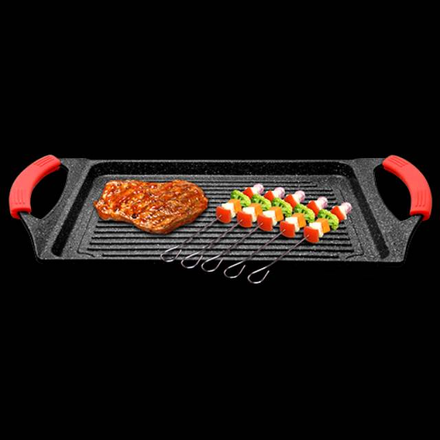 Hakasima BBQ Grill Pan