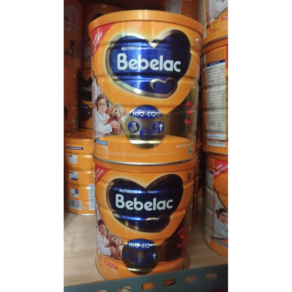 Bebelac 4 Bebenutri Plus Usia 3 6 Thn Madu Vanila 800 Gr Susu Pertumbuhan Fos Gos 400g Rajamarket Shopee Indonesia