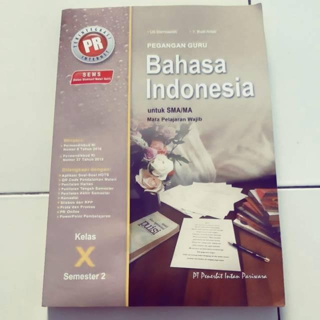 Buku Lks Bahasa Indonesia Kelas 10 Kurikulum 2013 Ilmusosial Id