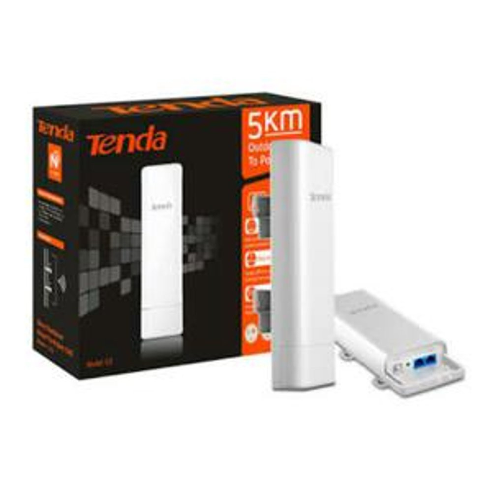 Tenda O3 Outdoor Ap Access Point To 24ghz Cpe Router Extender Paket 4g630 Modem Usb 4g Cctv Kantor Tplink Shopee Indonesia
