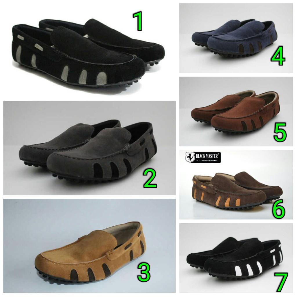 Sepatu Slip On Moofeat Slop Mocasin Licin Pria Murah - Sneakers - Casual -  Kets - Fashion - Loafers  e0fe181709