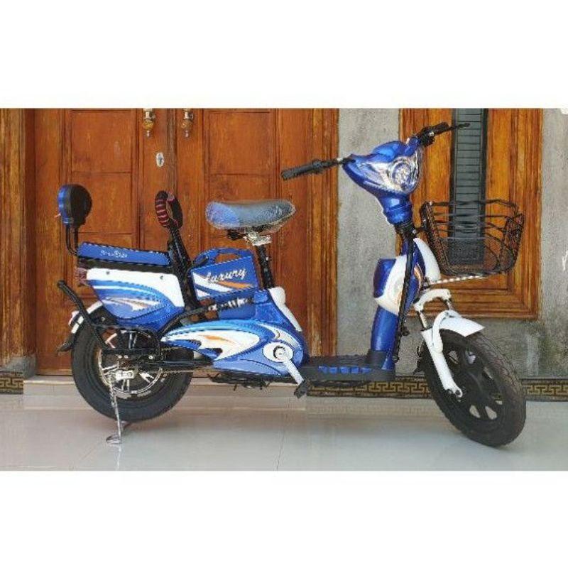 sepeda listrik bekas second