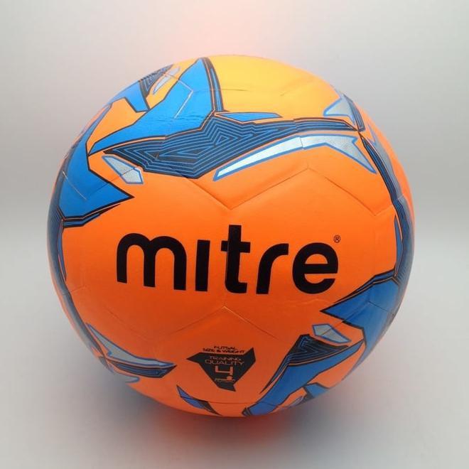 5c5c75dcd6 Bola Futsal Mitre Original Smu Cosmic Futsal Yellow Blue BB1969YLE ...