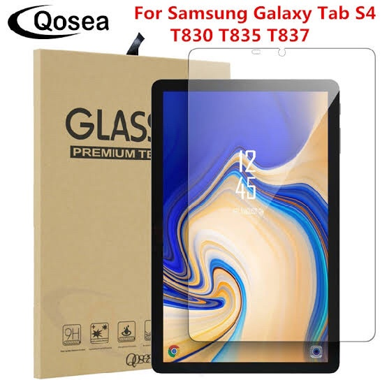 HANDPHONE & TABLET AKSESORIS TABLET TEMPERED GLASS SAMSUNG GALAXY TAB S4