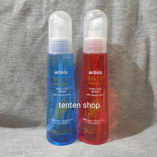 120ml Artistic Hair Theraphy Hair Care Serum Shopee Indonesia