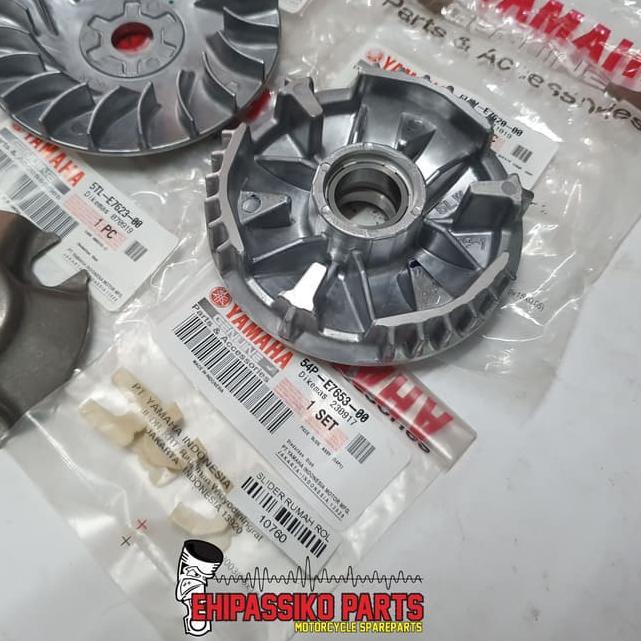 _ ZEC Paket CVT Mio Sporty Mio Soul Nouvo Fino old Original Yamaha ✮ ☢