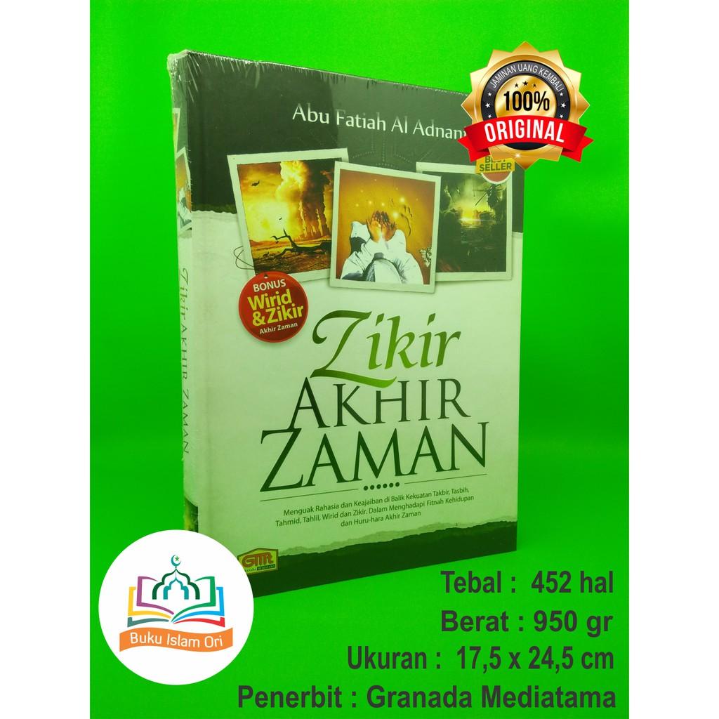 Misteri Dajjal Akhir Zaman Granada Mediatama Pustaka Aysha Buku Islam Zikir Abu Fatiah Al Adnani Shopee Indonesia