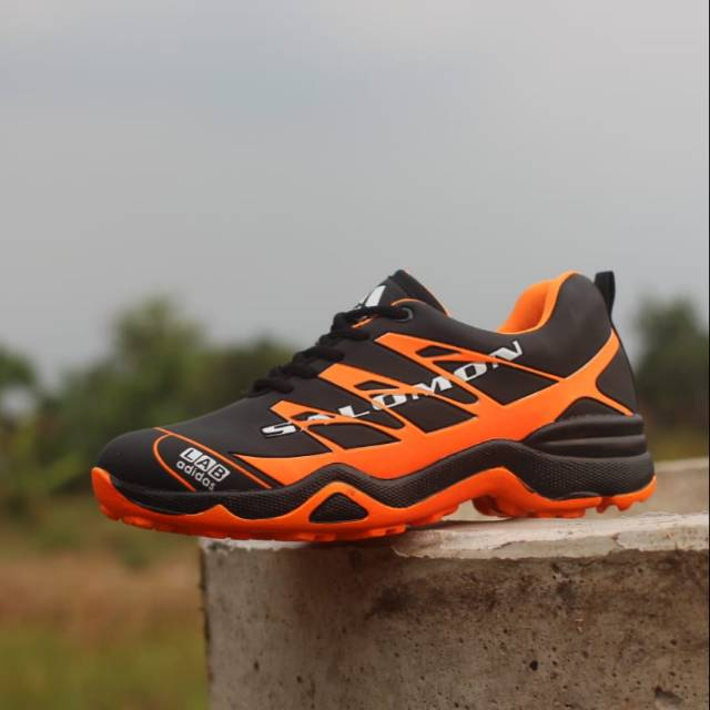 Sepatu Sport Adidas Salomon Box Original Shopee Indonesia