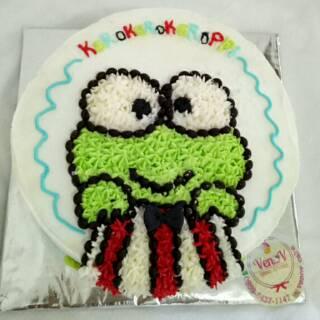 Unduh 500 Gambar Kue Ulang Tahun Karakter Lucu Terbaru