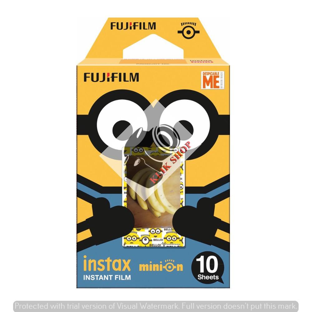 Terbaru Fujifilm Instax Mini Album Kamera Polaroid 2nan Colorful Bergaransi Shopee Indonesia