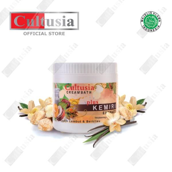 Cultusia Creambath Kemiri 500ml Shopee Indonesia