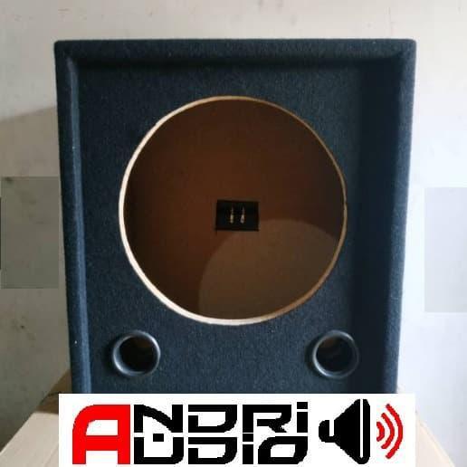 Speaker Mobil | Box Speaker Subwoofer 12 Inch Bentuk Kotak