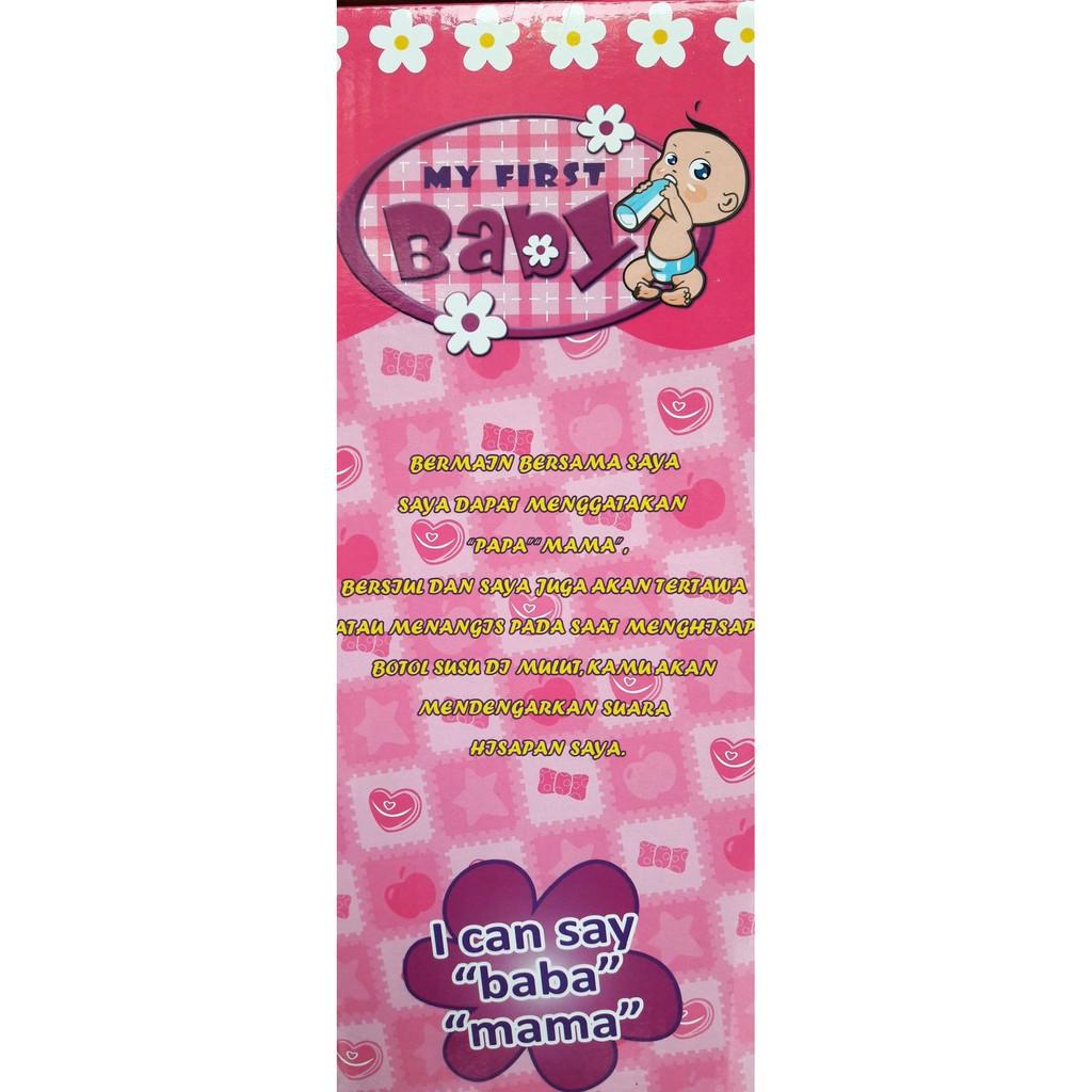 Boneka Singer Baby Bisa Nyanyi Bicara Tertawa Dan Nangis Original ... 45ce9edc3c