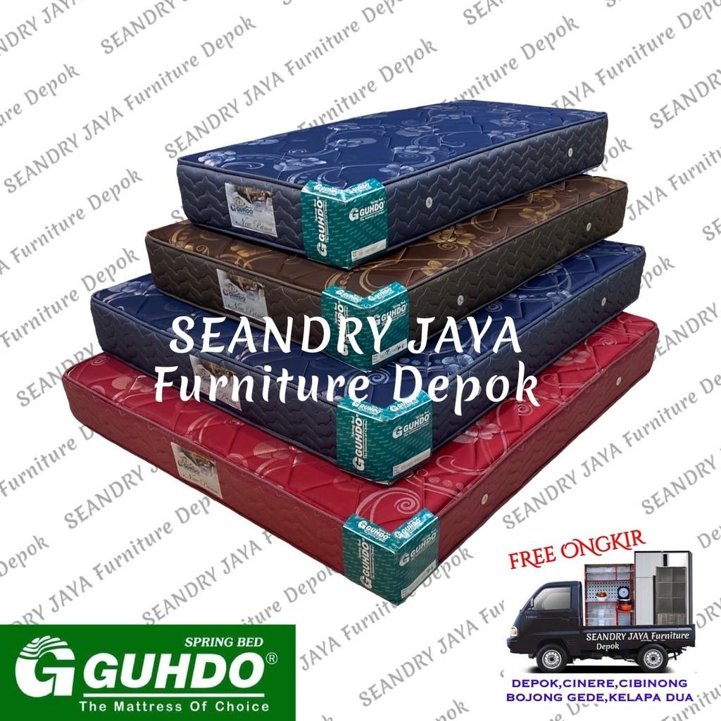 KASUR SPRING BED / MATTRASS SPRING BED / GUDHO/ PROMO MURAH/FURNITURE DEPOK/JAKARTA/CIBUBUR/BOGOR