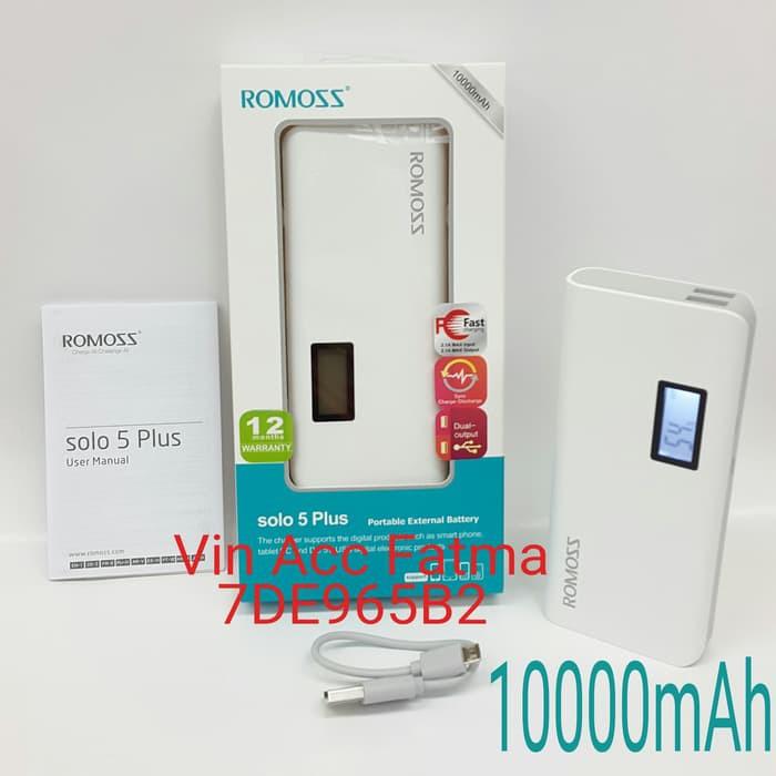 powerbank romoss - Temukan Harga dan Penawaran Telepon Online Terbaik - Elektronik November 2018 | Shopee Indonesia