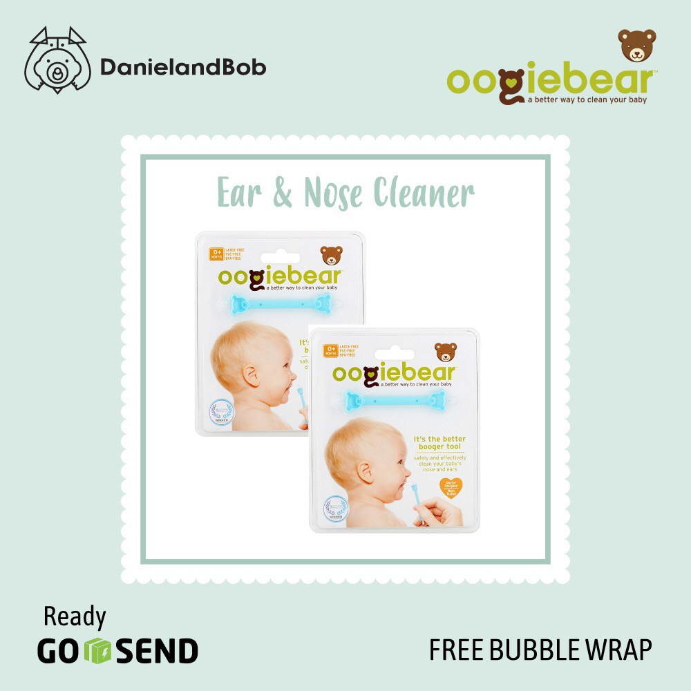 Oogie Bear Ear and Nose Cleaner / Oogiebear