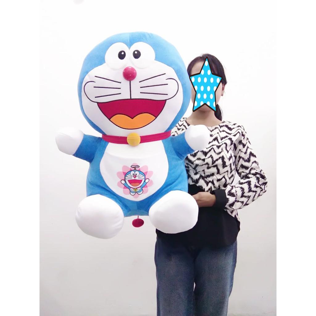 Boneka Doraemon Lidah Jumbo XXL Boneka Doraemon Lucu