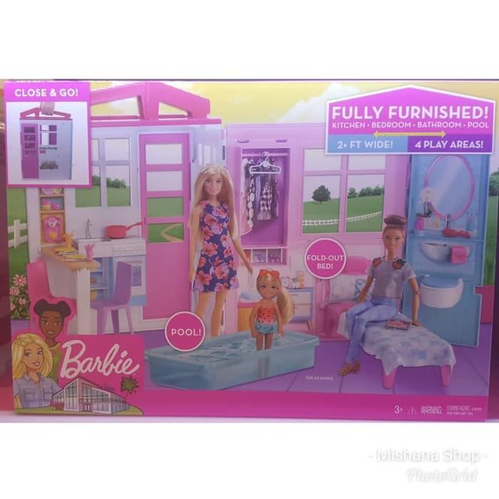Mainan Anak Cewek Dandan Rias Mainan Make Up Set Princess Barbie W57x8 Rumah Boneka Barbie Matte Shopee Indonesia