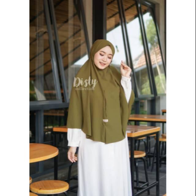 Bergo Ameera Syar I Bergo Syar I Hijab Modern Hijab Style Jilbab Instan Jilbab Murah Jilbab Jokam Shopee Indonesia