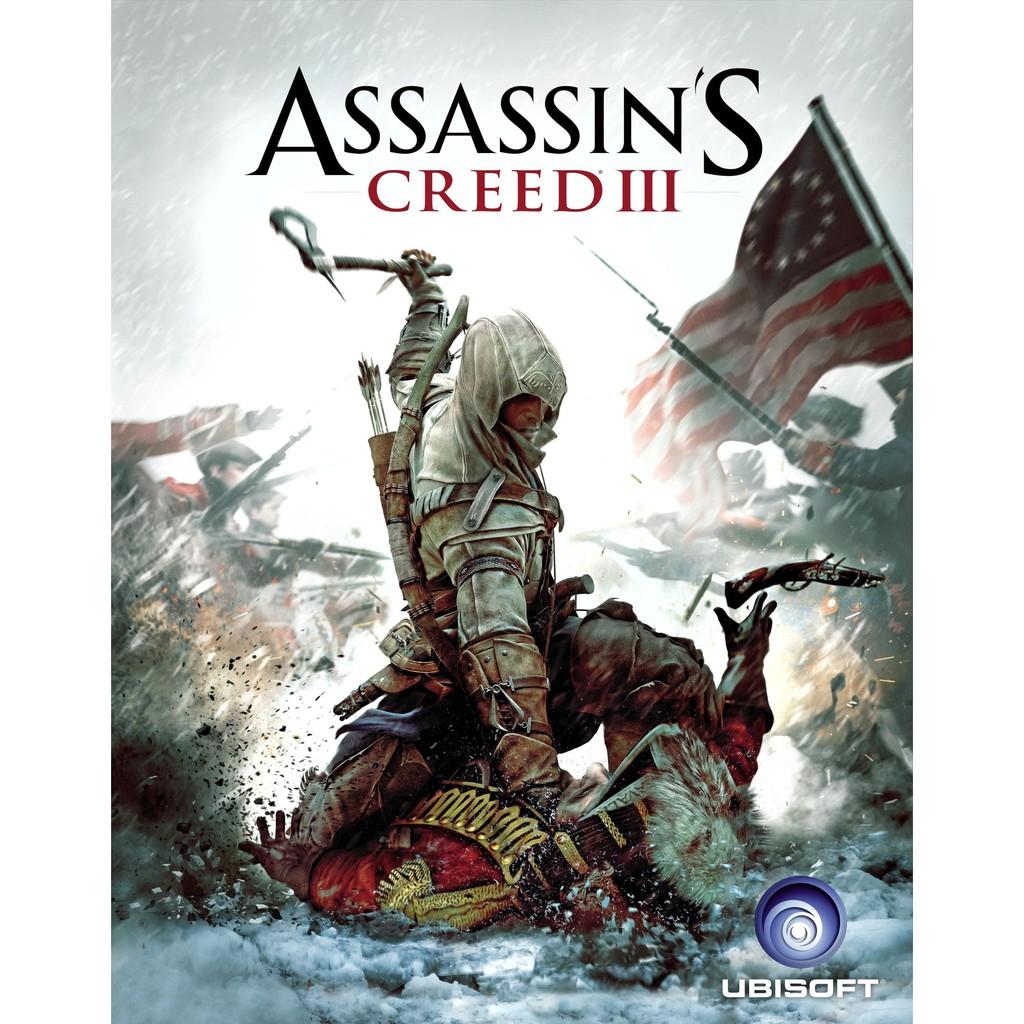 Assassins Creed Iii Shopee Indonesia