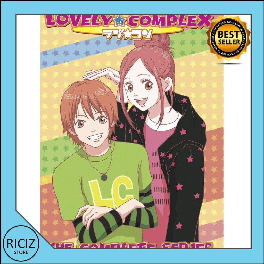 Lovely Complex Lengkap Sub Indo Shopee Indonesia