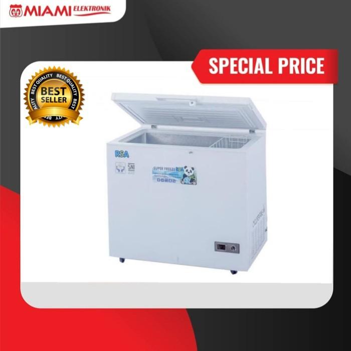 Chest Freezer RSA CF220 Freezer Box RSA CF 220