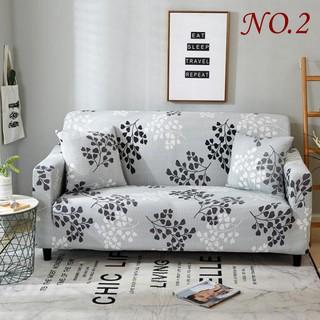 Stretch Slipcover Sarung Sofa Cover