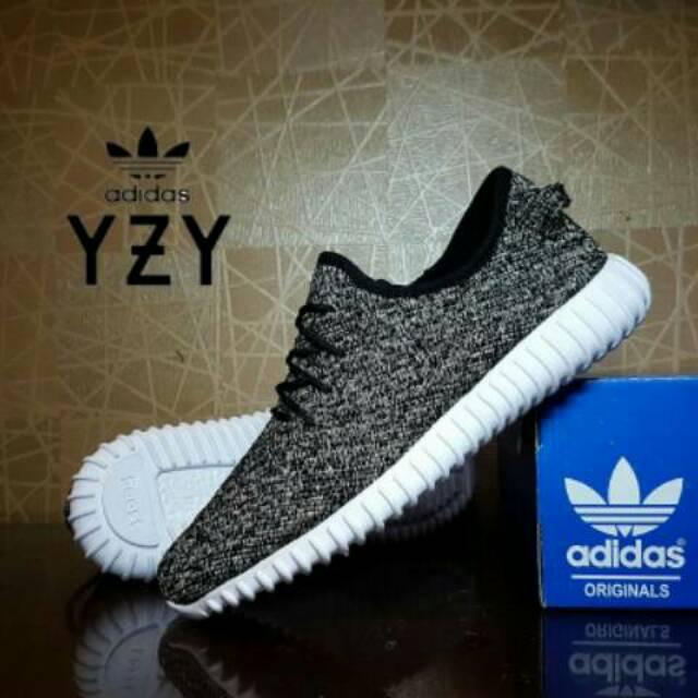 Sepatu adidas yeezy boost 350 cowok cewek  adidas yeezy murah ... 5e8ca6fd64