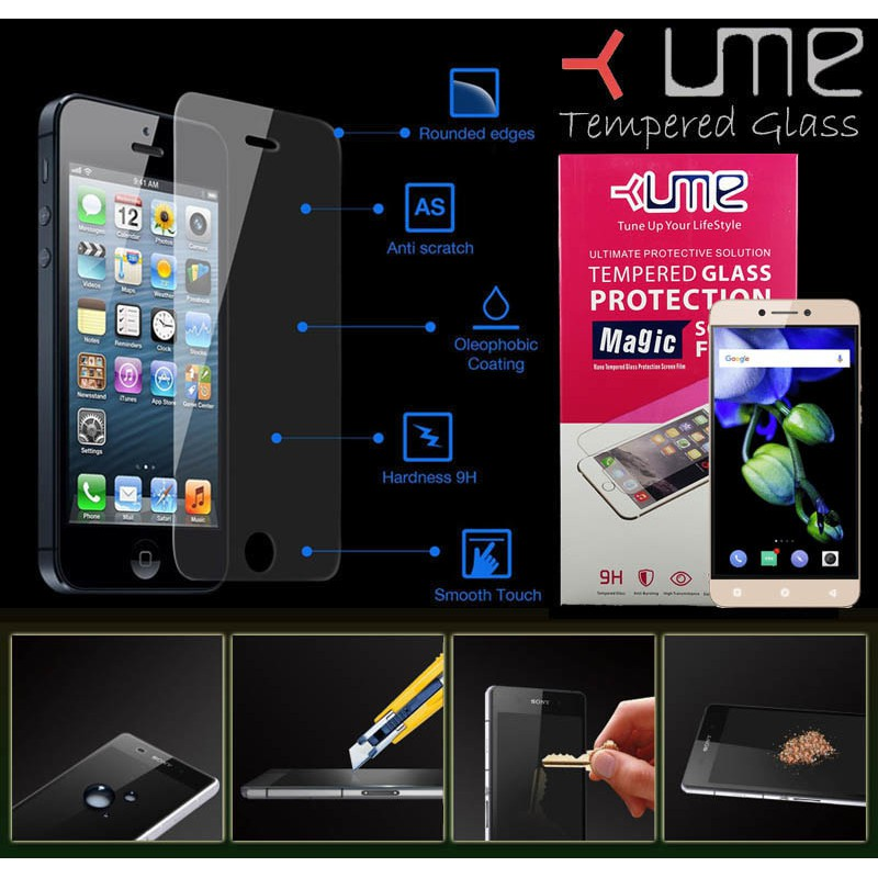 Tempered Glass Coolpad Cool Dual 5.5 inch / Anti Gores Kaca / Screen Guard / Pelindung Layar - Clear | Shopee Indonesia